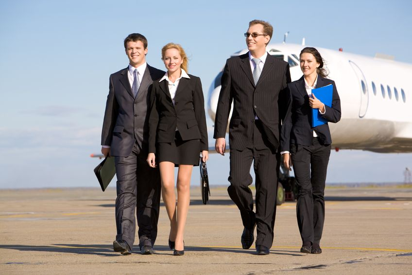 Airlines perk up for small businesses