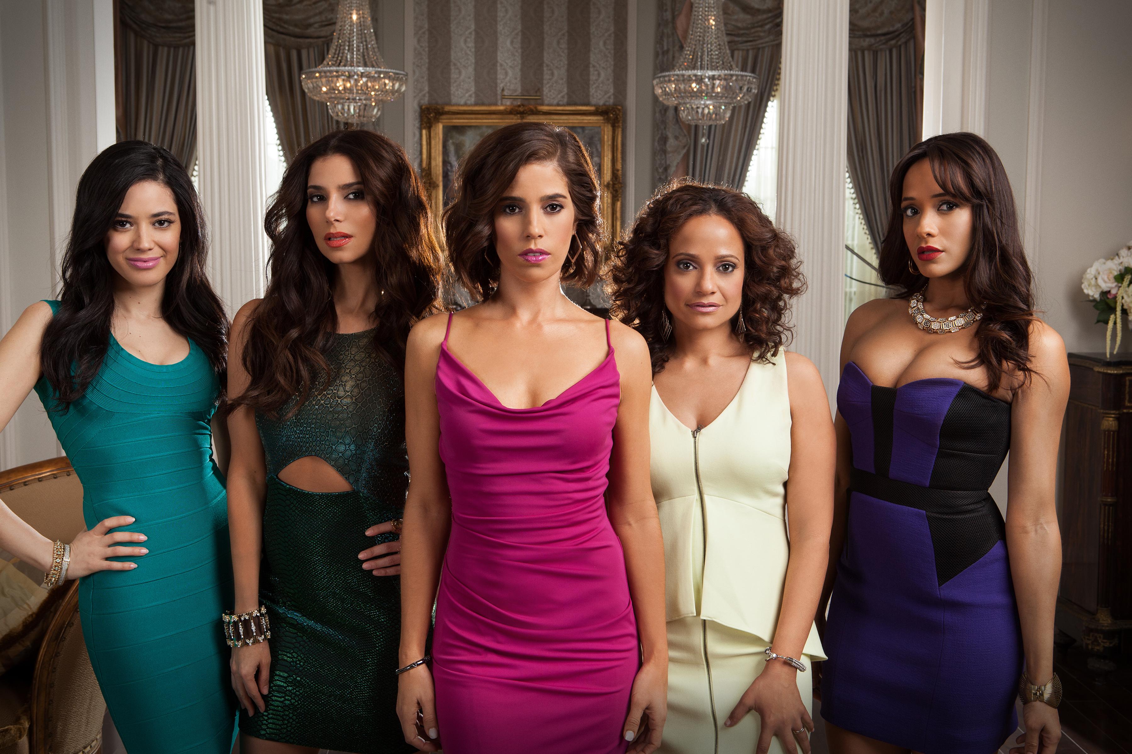 'Devious Maids' stars share their beauty secrets