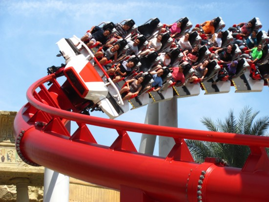Top 5 Countries With Awesome Theme Parks