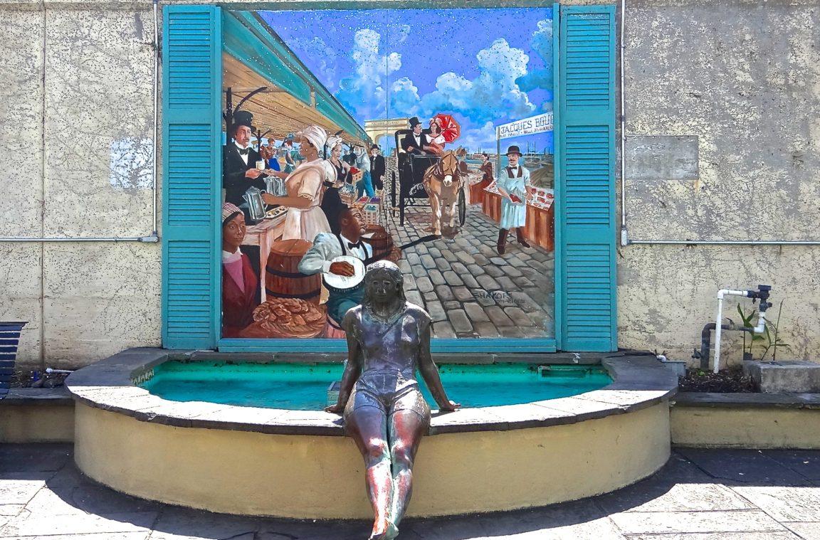 New Orleans sculpture