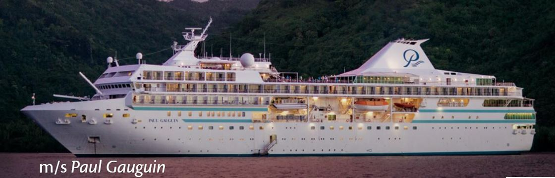Paul Gauguin Cruises - 2019 Voyages In Tahiti, French Polynesia, and The South Pacific