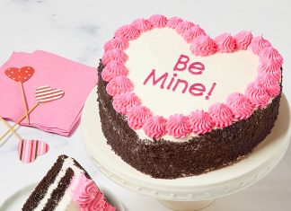Bake Me A Wish! is the perfect Valentine's Day Gift!